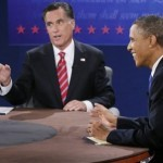 President Obama and Governor Romney Debate on October 22, 2012