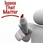 Political Issues Important, That Matter, 2012 Election
