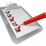 Mandate, checklist, expectation, assessment, poll