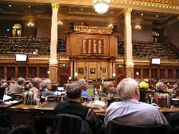 The Iowa House: No Place For The Public
