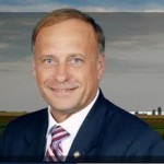 The Big Domino Falls: Steve King To Stay In U.S. House