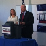Matt Whitaker Officially Running for U.S. Senate